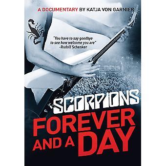 Scorpions - Scorpions-evigt och en dag [DVD] USA import