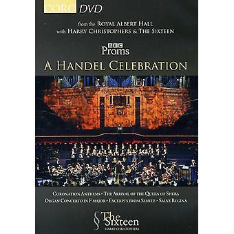G.F. Händel - Händel fest [DVD] USA import