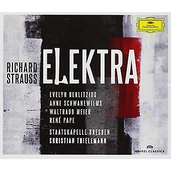 Herlitzius / Pape / Thielemann / Staatskapelle - Strauss R: Elektra [CD] USA import