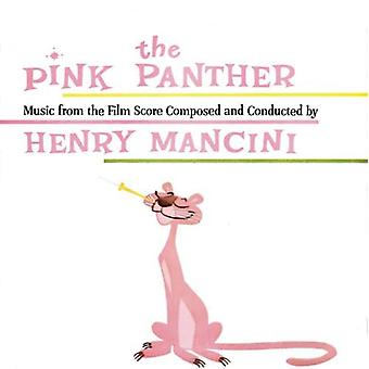 Henry Mancini & His Orchestra - The Pink Panther [Bonus Tracks] [CD] USA import