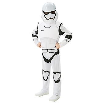 Stormtrooper Empire of Star Wars costume storm force child costume
