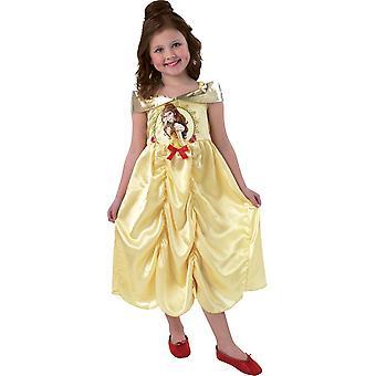 Belle die Schöne aus Die Schöne und das Biest Kinderkostüm 3-4 Jahre