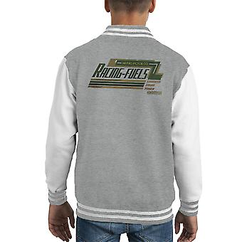 Haynes Motor Co Racing Fuels Kid's Varsity Jacket