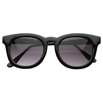 Vintage Inspired Round Circle Bold P-3 Frame Sunglasses