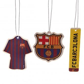 Barcelona 3pk Air Freshener