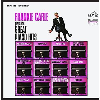 Frankie Carle - Frankie Carle Plays the Great Piano Hits [CD] USA import