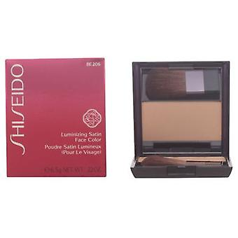 Shiseido Lumin Satin Face Color BE206 weicher Goldstrahl