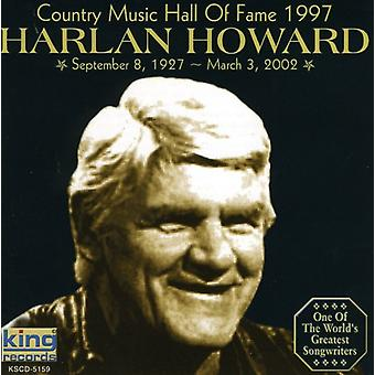 Harlan Howard - import USA 1997 Country Music Hall of Fame [CD]
