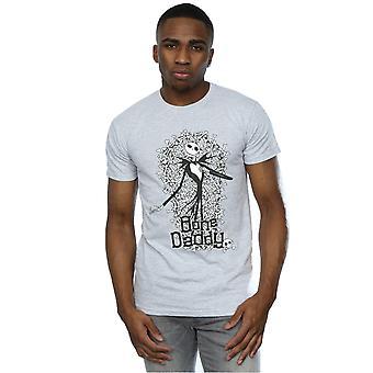 Disney Men's Nightmare Before Christmas Bone Daddy T-Shirt