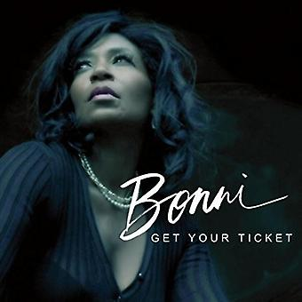 Bonni - Get Your Ticket [CD] USA importieren