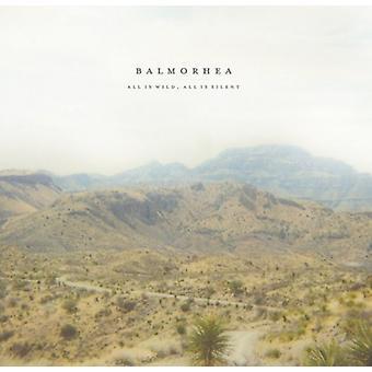 Balmorhea - alle er vilde alle er tavse [CD] USA importerer