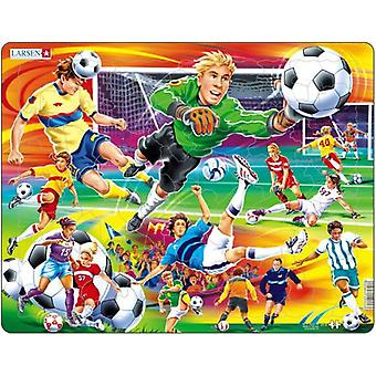 Larsen Soccer (Toys , Boardgames , Puzzles)