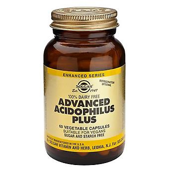 Solgar Advanced Acidophilus Plus 60Cap.