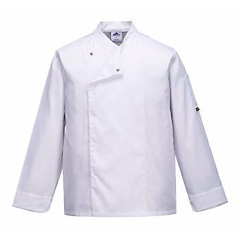 sUw - Cross-Over Köche Küche Workwear Jacke