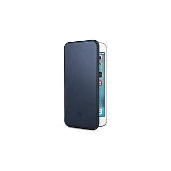 Twelve South SurfacePad for iPhone 6/6s Razor thin nappa leather-BLUE