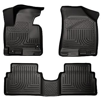 Husky Liners Front & 2nd Seat Floor Liners Fits 14-15 Tucson GLS/Limited/SE