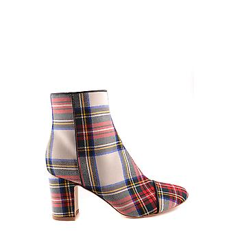 Polly plume ALLYBOGART1MULTICOLOR multicolour ladies leather ankle boots