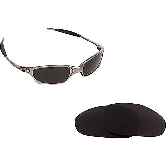 Best SEEK Polarized Replacement Lenses for Oakley X-METAL XX Black