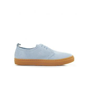 Fred Perry Authentics Lindon Suede Shoes