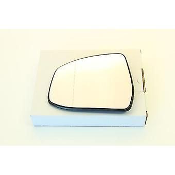 Left Mirror Glass (heated) & Holder for FORD FOCUS mk2 Saloon 2008-2011