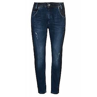 Marc O ´ Polo pants of stretch jeans ladies blue