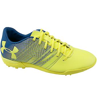 UA Spotlight IN Jr 1289541-300 Kids turf football trainers
