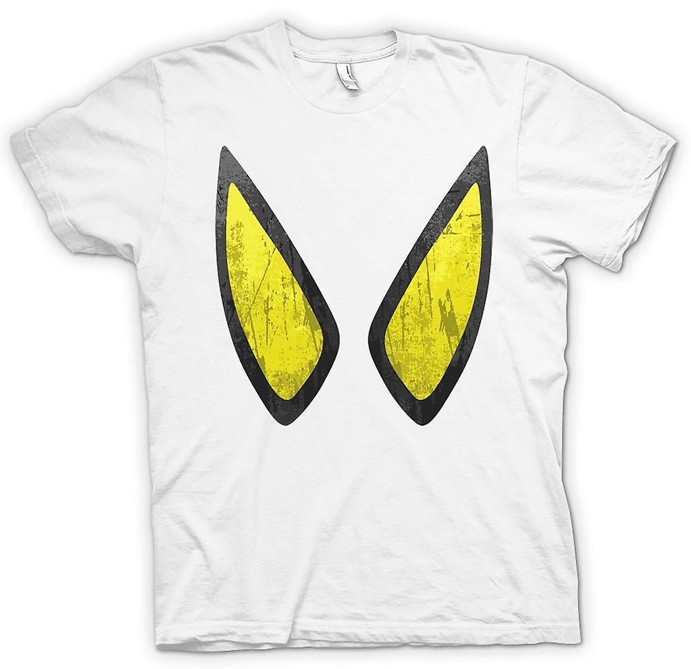 Mens T-shirt - Spiderman Eyes