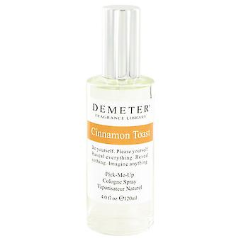Demeter Cinnamon Toast Cologne Spray By Demeter
