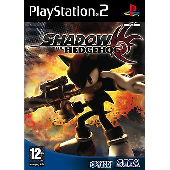 Shadow the Hedgehog (PS2) - Factory Sealed