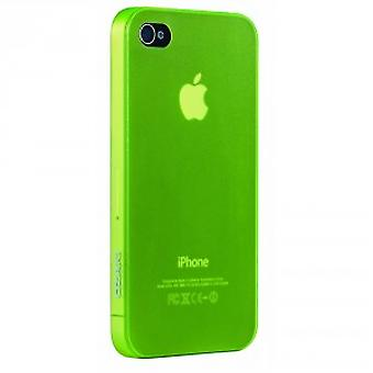 Ozaki iCoat Hard Cover case 0.4mm for iPhone 4 / iPhone 4S - Green