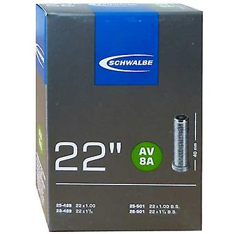 SCHWALBE AV 8A bicycle tube 22″