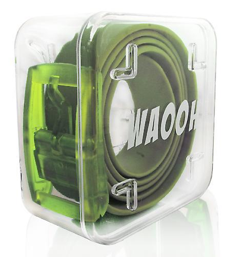 Waooh - belt plastic Waooh khaki