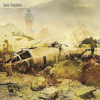 Gavin Templeton - Asterperious Special [CD] USA import