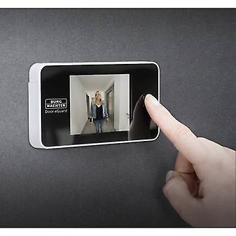 Digital TFT door spy hole 8.13 cm 3.2  Burg Wächter Door eGuard DG 8100 Door eGuard DG 8100