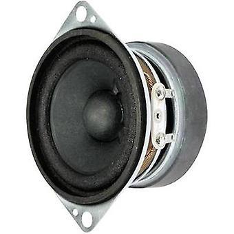 Visaton FRS 5 2  5 cm Wideband speaker chassis 5 W 8 Ω