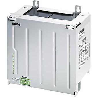 Almacenamiento de energía Phoenix Contacta con UPS-BAT/VRLA/24DC/12AH