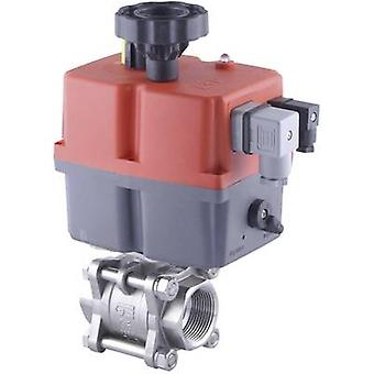 Ball valve Electrically actuated E8515002044 ICH Internal thread: 3/4 63 bar (max)