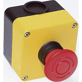 Idec HW1X-BV401-R EPO switch 250 V AC 3 A 1 breaker IP65 (on front)/IP20 (on back) 1 pc(s)