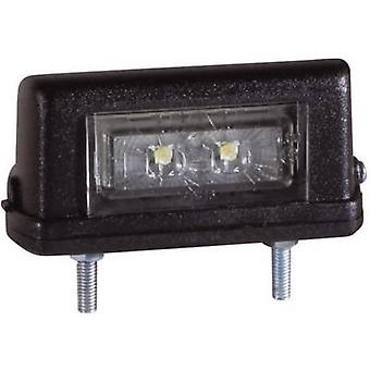 LEDs Number plate light Number plate light rear 12 V