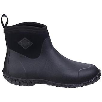 Muck Boots Muckster II Black Ankle High Wellington Boots