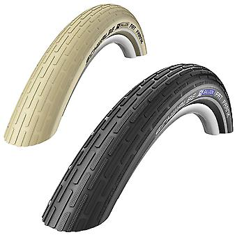 SCHWALBE fat Frank bicycle tyres / / 50-622 (28 × 2, 00″)