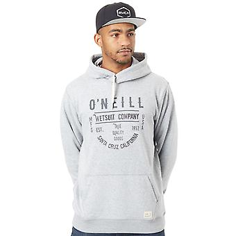 Oneill Silver Melee Pacific Coast Highway Salinas Hoody