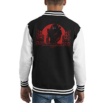 Killer Beats DJ Predator Kid's Varsity Jacket