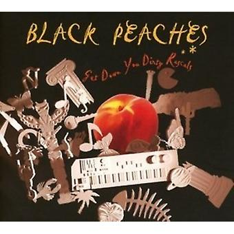 Black Peaches - Get Down You Dirty Rascals [CD] USA import