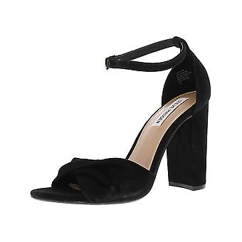 Steve Madden Women's Clever Suede Ankle-High Pump