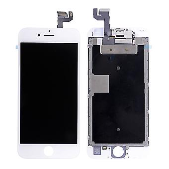 For iPhone 6S Plus - Complete LCD Screen - White