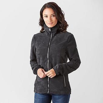 New Regatta Women's Halima Winter Warmer Full-Zip Fleece Black