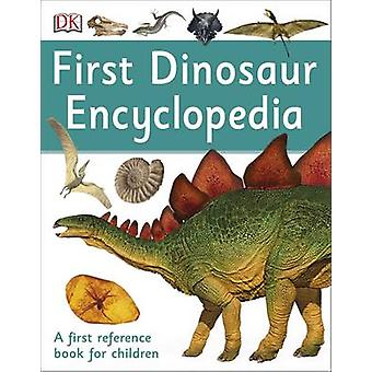 Primeira enciclopédia de dinossauro por DK - 9780241188767 livro