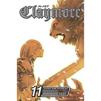 Claymore von Norihiro Yagi - 9781421515717 Buch