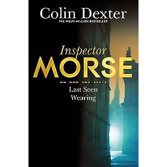 Sist sett på seg av Colin Dexter - Hilary Waugh - 9781447299080 bok